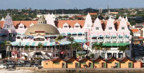 aruba shopping caribbean