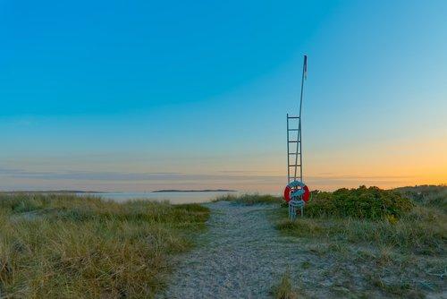 åsa  sweden  beach