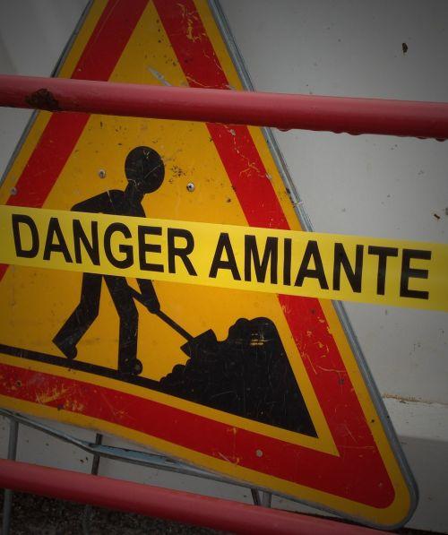 asbestos hazard panel work