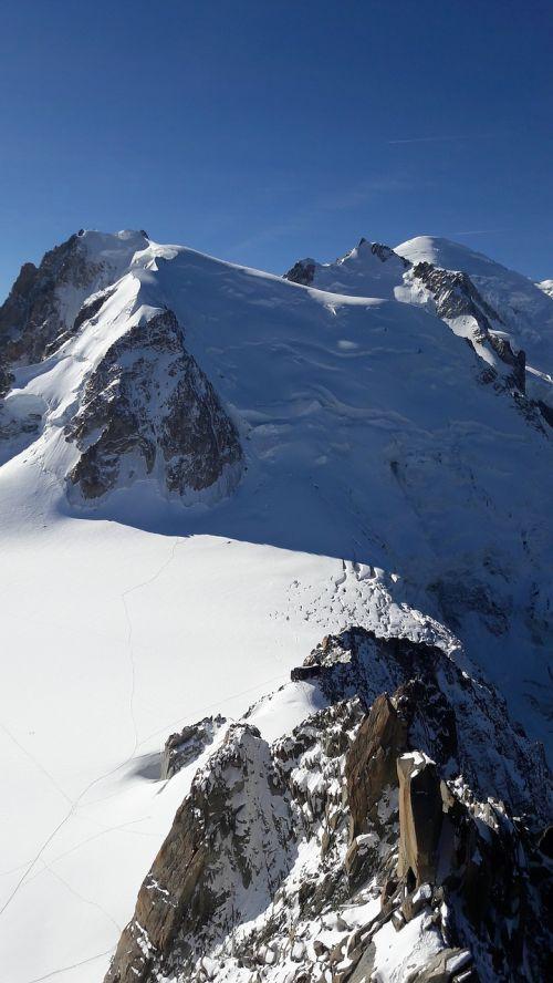 ascension mont blanc chamonix