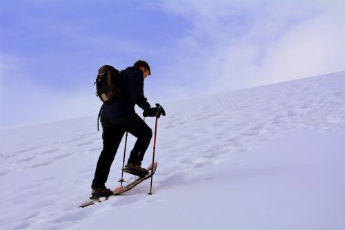ascent fatigue snow