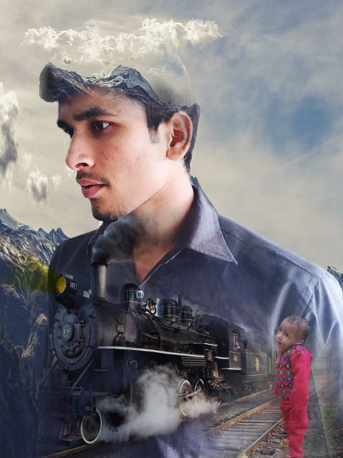 asgar freeman present photoshop photoshop manipulation