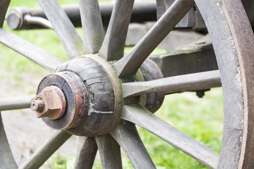 ash wagon wheel karrenwiel