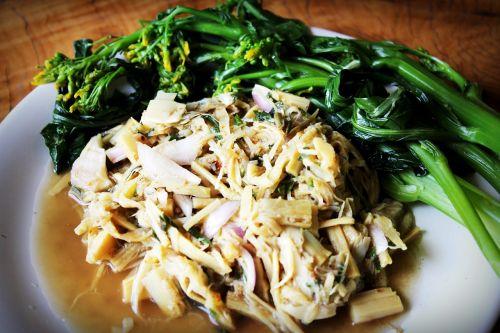 asia bamboo chicken