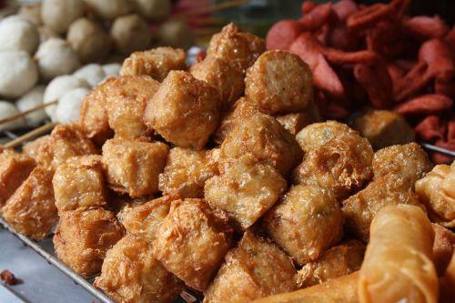 shellfish main snack of the blank