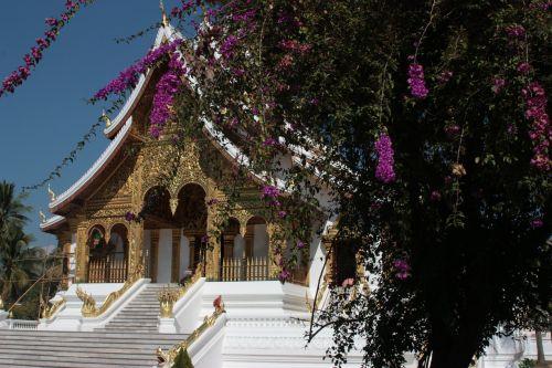 asia temple laos