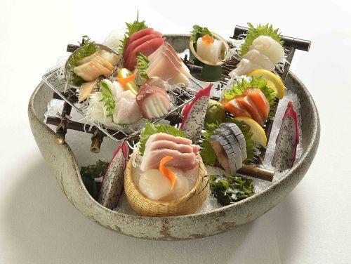 asian food sushi seafood