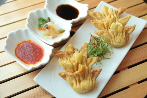 asian food dimsum cuisine