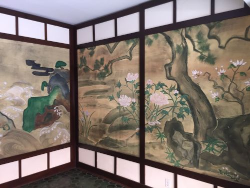 asian mural yamashiro hollywood