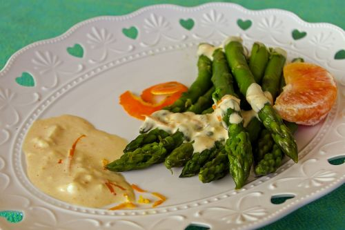 asparagus,italian cuisine,italy,piemonte,piedmont,typical recipe,orange,mayonnaise,mustard,italian recipe,recipe