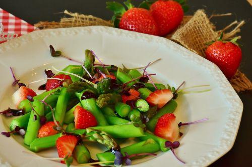 asparagus green green asparagus