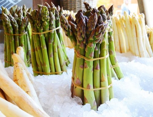 asparagus eat vegetables