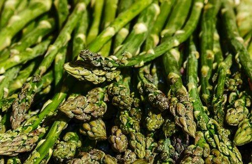 asparagus  green asparagus  green