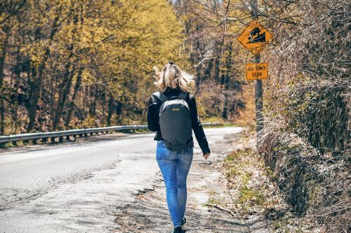 asphalt backpack bag
