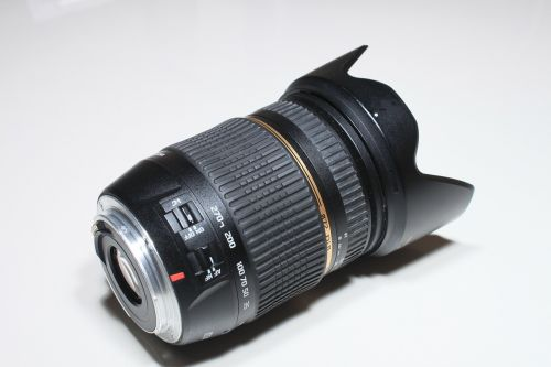 aspherical dslr lens