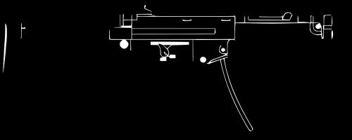 assault rifle rifle automatic weapon