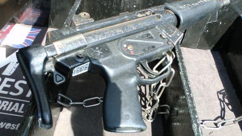 Assault Rifle Stock