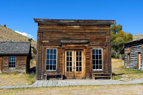 assay office  montana  bannack