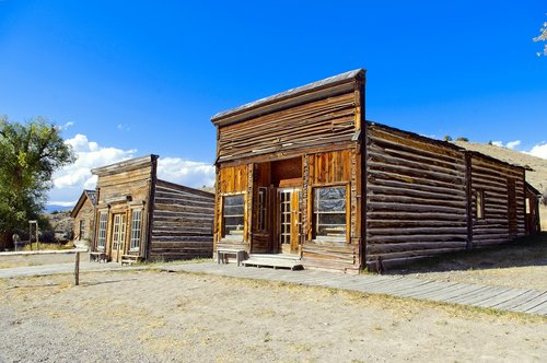 assay office and city drug  bannack  state