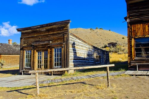 assay office next to city drug  bannack  state