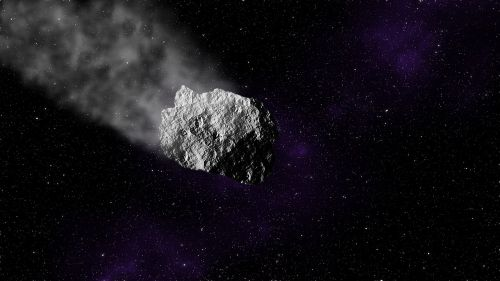 asteroid space stars