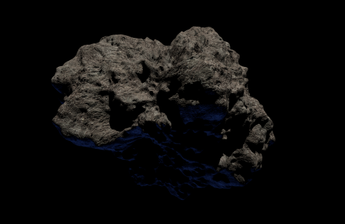 asteroid rock astronomy