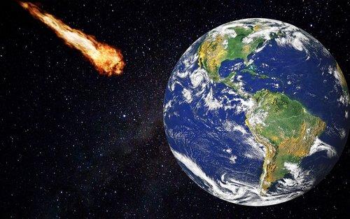 asteroid  comet  meteorite