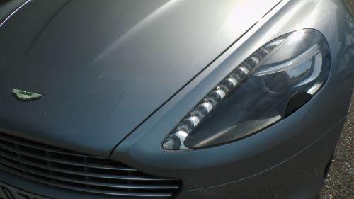 Aston Martin DB9 Car Lights