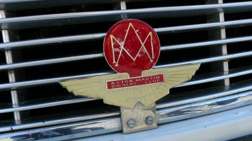 Aston Martin Owners Club Badge