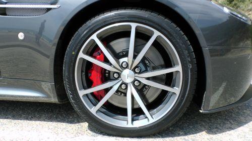 Aston Martin Vantage Car Wheel