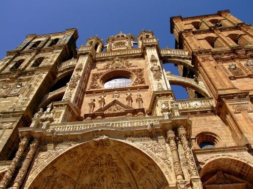 astorga leon cathedral
