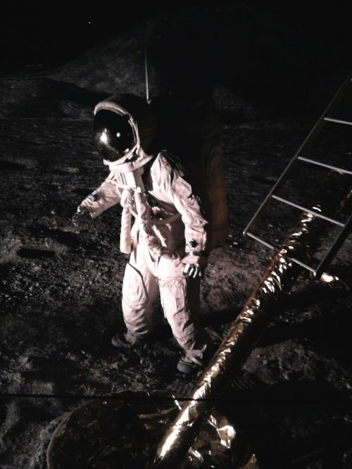 astronaut space universe