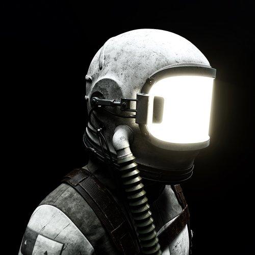 astronaut  space  astronautics