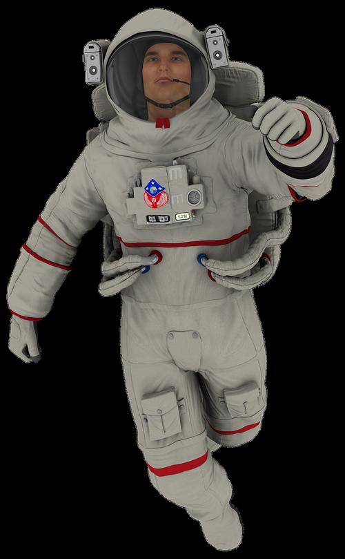 astronaut  spaceman  nasa