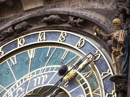 astronomical clock dead time