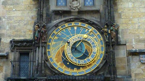 astronomical clock prague town hall
