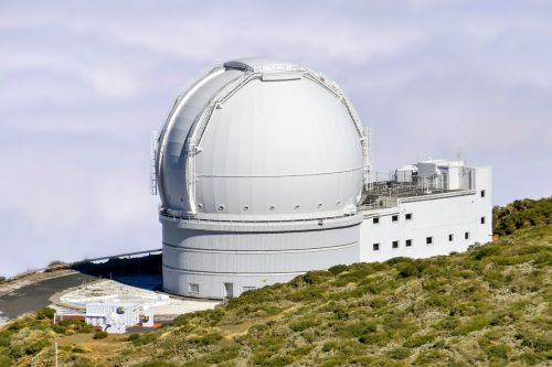 astronomical observatory space telescope
