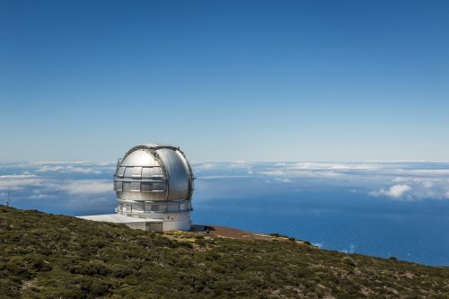 astronomical observatory telescope science