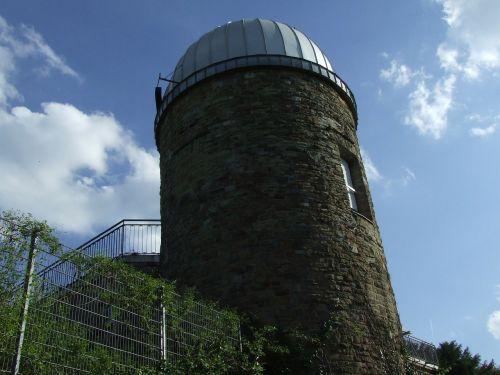 astronomical observatory stuttgart sky