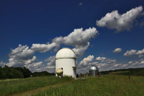 astronomical observatory sky mood