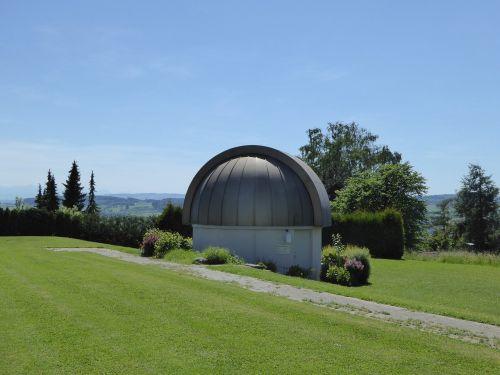 astronomical observatory uitikon allmend