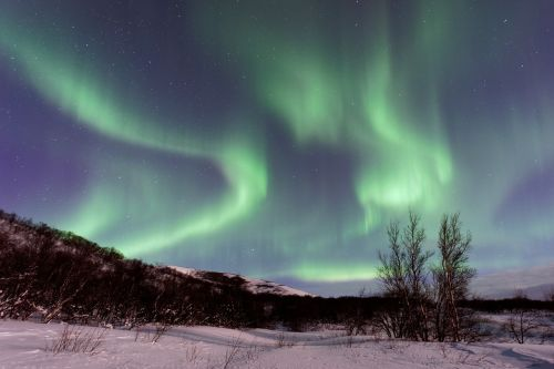 astronomy aurora aurora australis