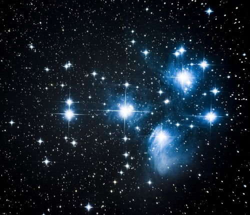 astronomy constellation galaxy