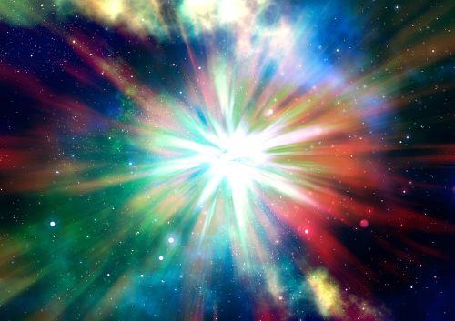 astronomy explosion big bang