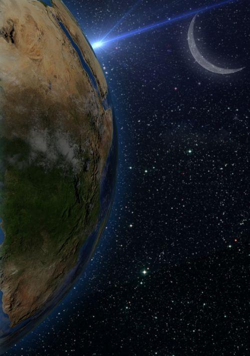 astronomy planet moon