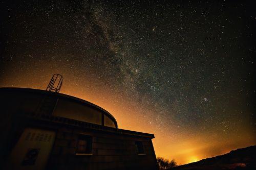 astronomy sky light
