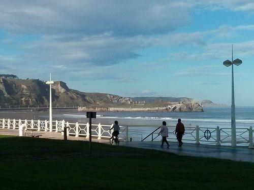 asturias,vandenynas,jūra,papludimys,jūros dugnas,dangus,vanduo,banga,kranto,pakrantės,jūrų,pakrantė,vaizdingas,lauke,gamta,aplinka,pajūryje