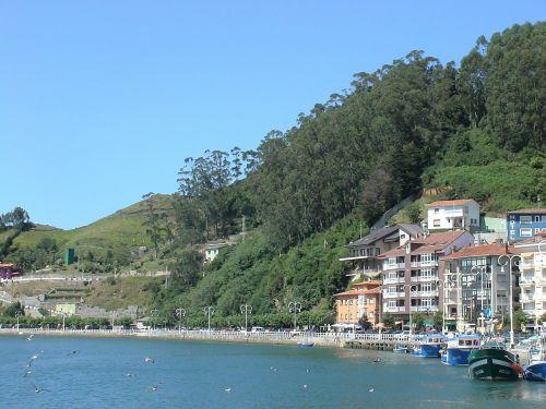 asturias ribadesella landscape