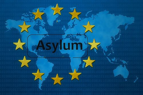 asylum europe refugees