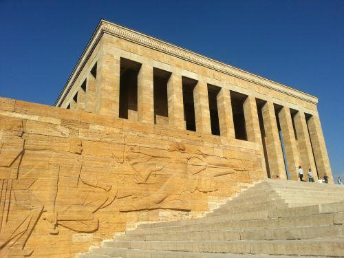 atatürk mausoleum relief
